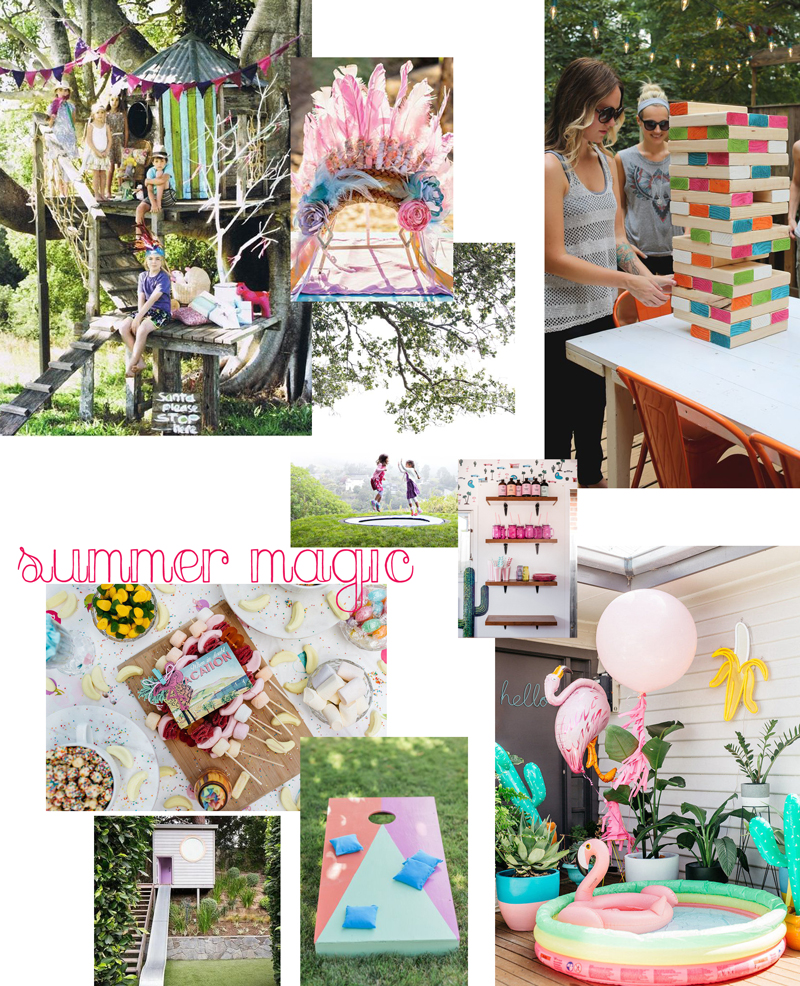 summer-magic-design-board