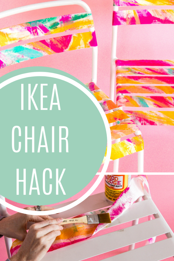 Ikea Chair Hack