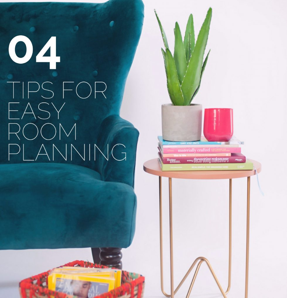 TIPS FOR LIVING ROOM PLANNING