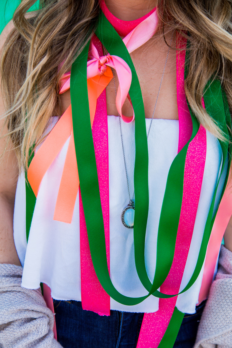 ribbons-necklace