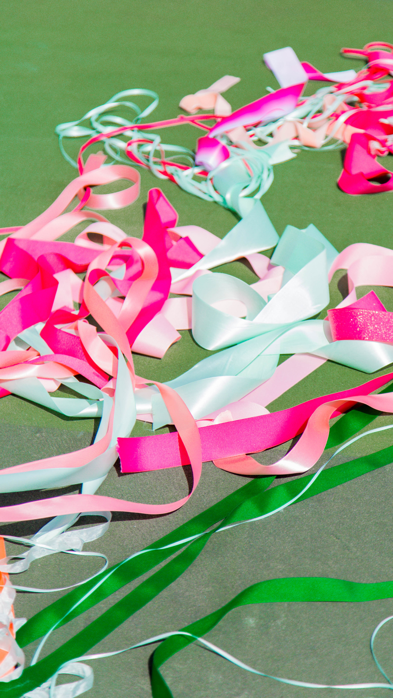 Ribbon DIY