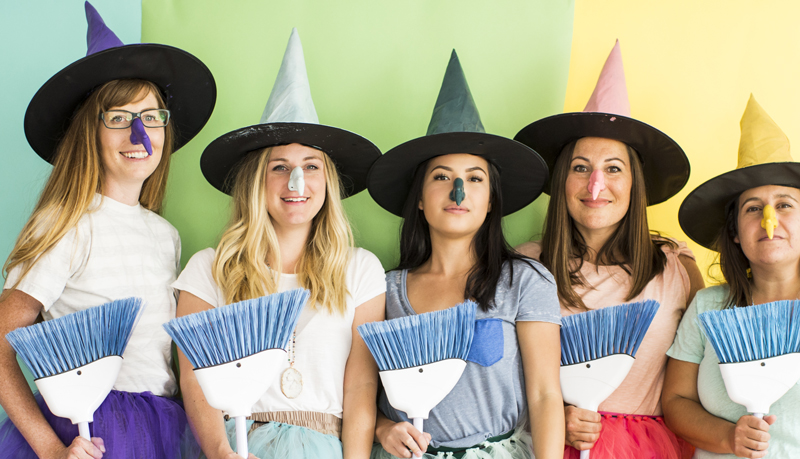 Group Halloween Costumes For Teachers