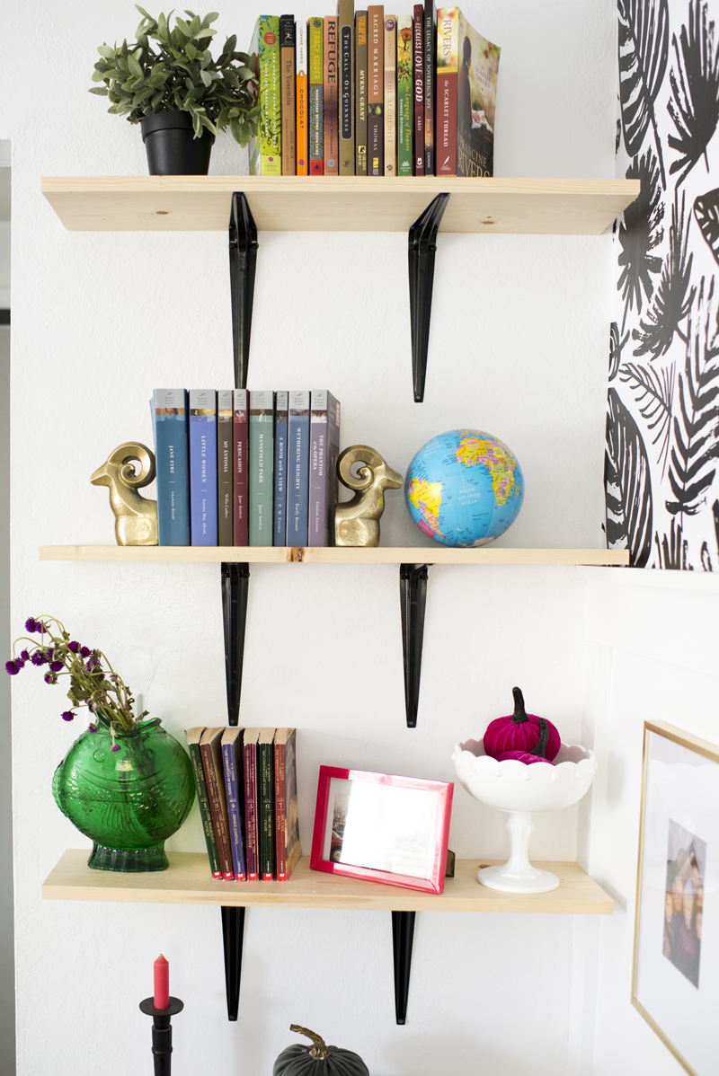 Easy ideas for your DIY Reading nook