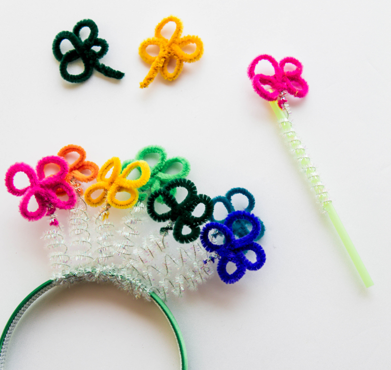 pipecleaner Headband