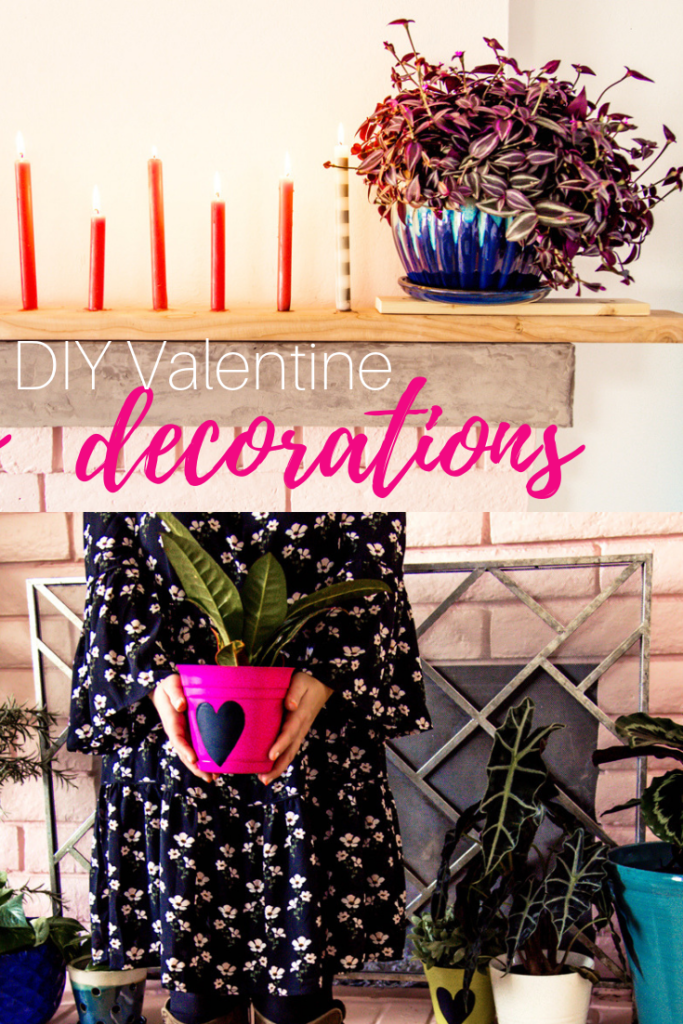 DIY Valentine Decorations that will make you love your house.