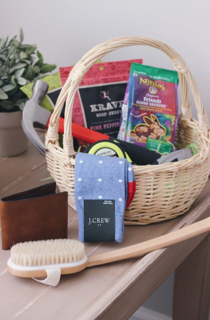 Easter basket 35 creative ideas a subtle revelry easter baskets for guys negle Gallery
