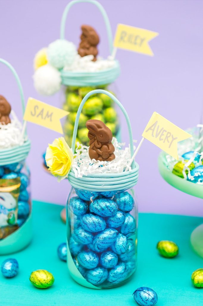 Easter Baset Candy