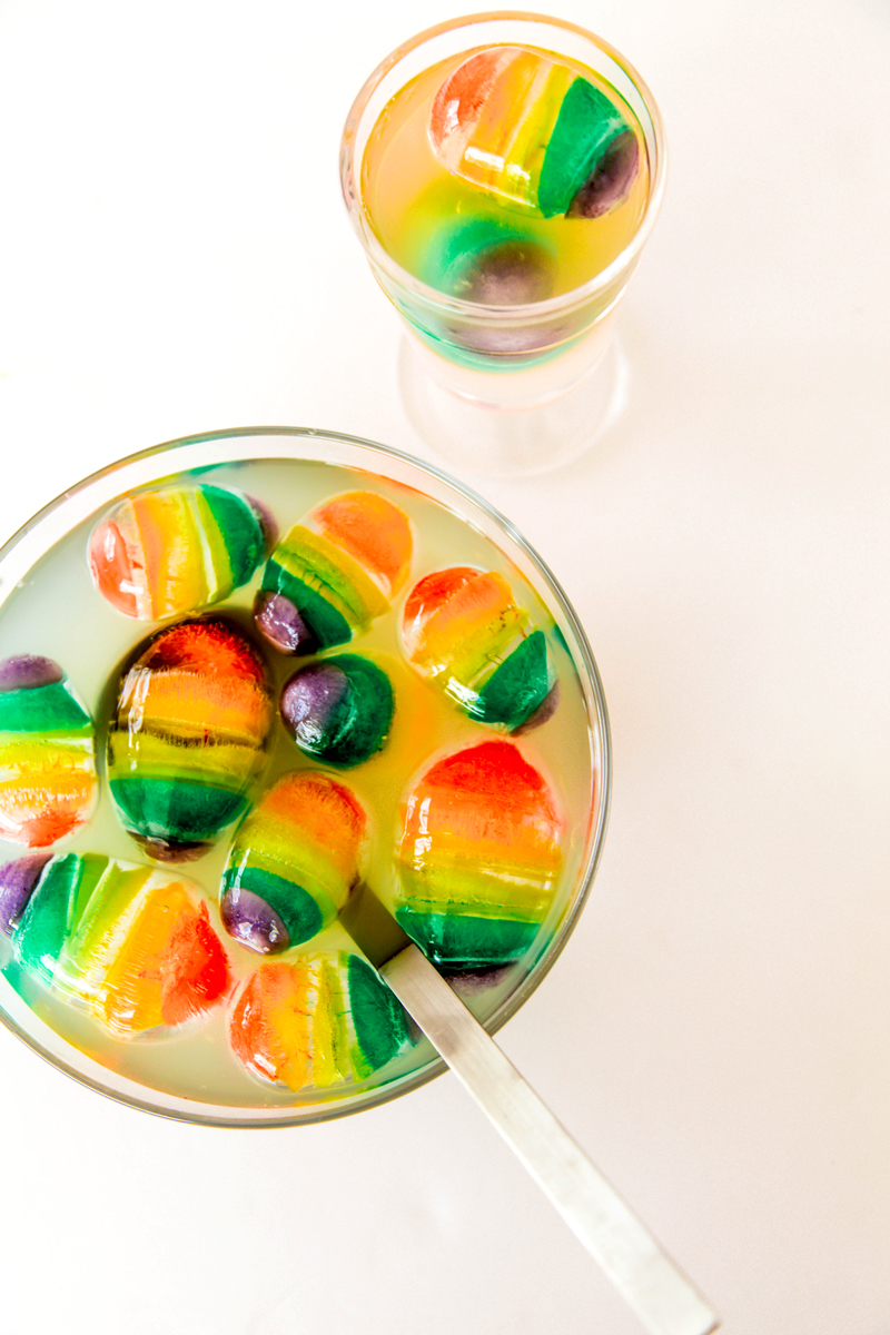 Fun Easter Punch ideas