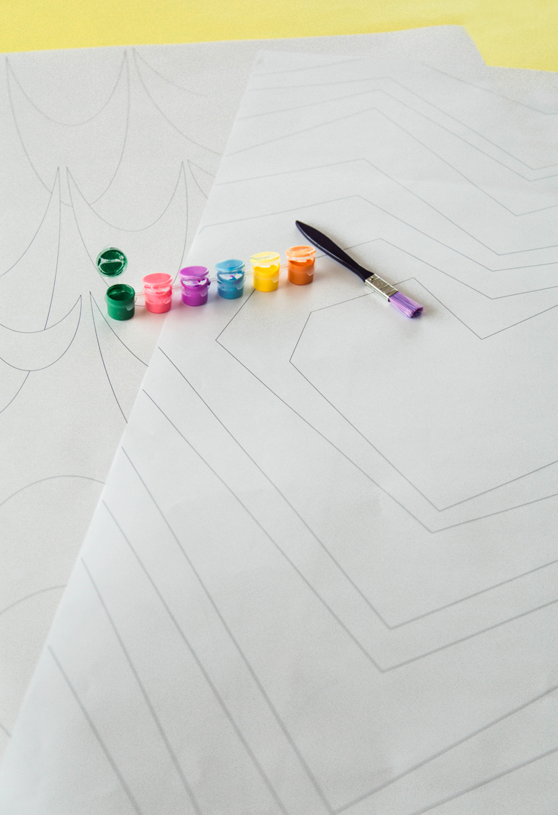 Paint By Numbers For Adults With Printable Templates • A Subtle ...