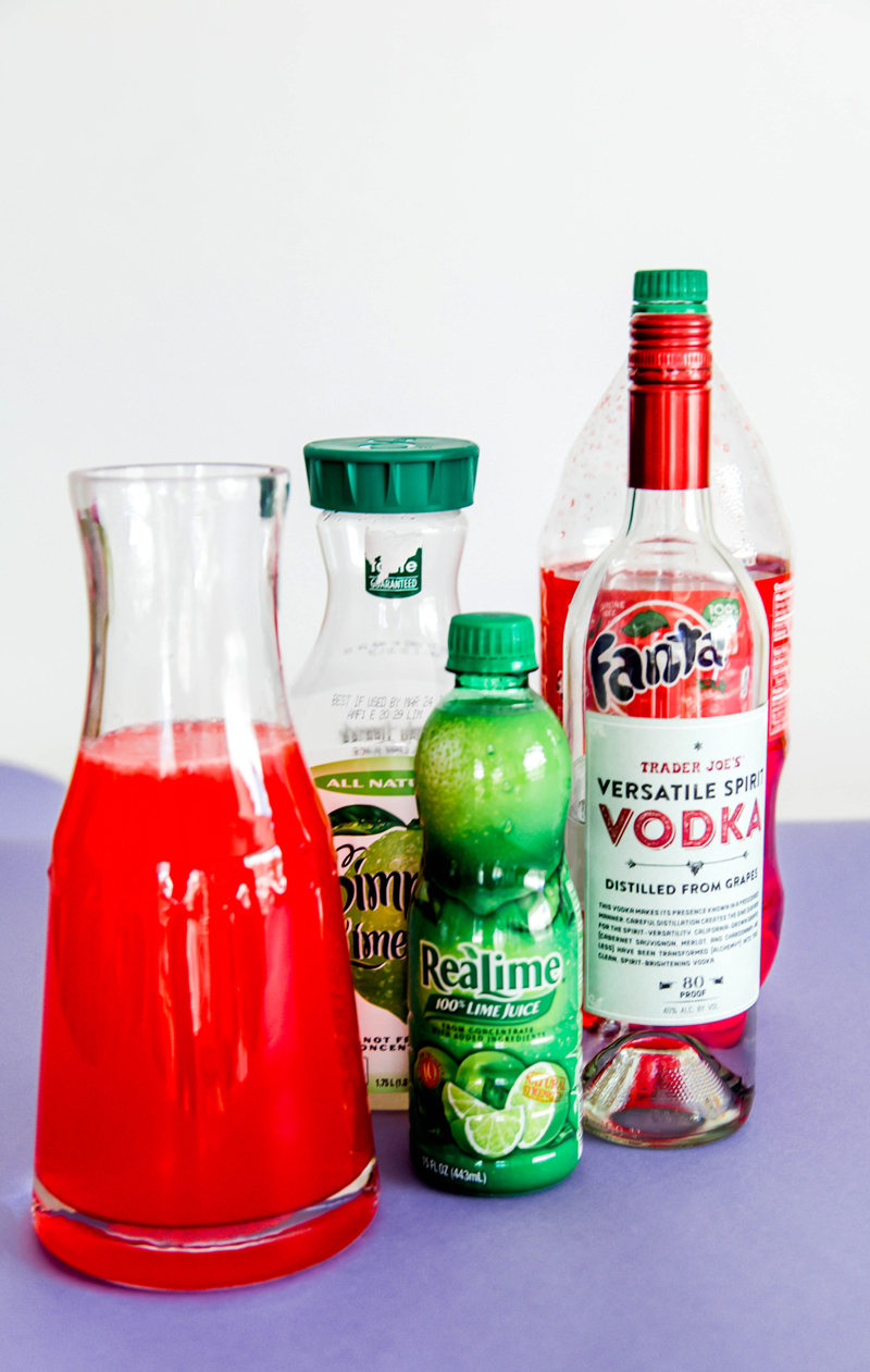 pink punch recipe