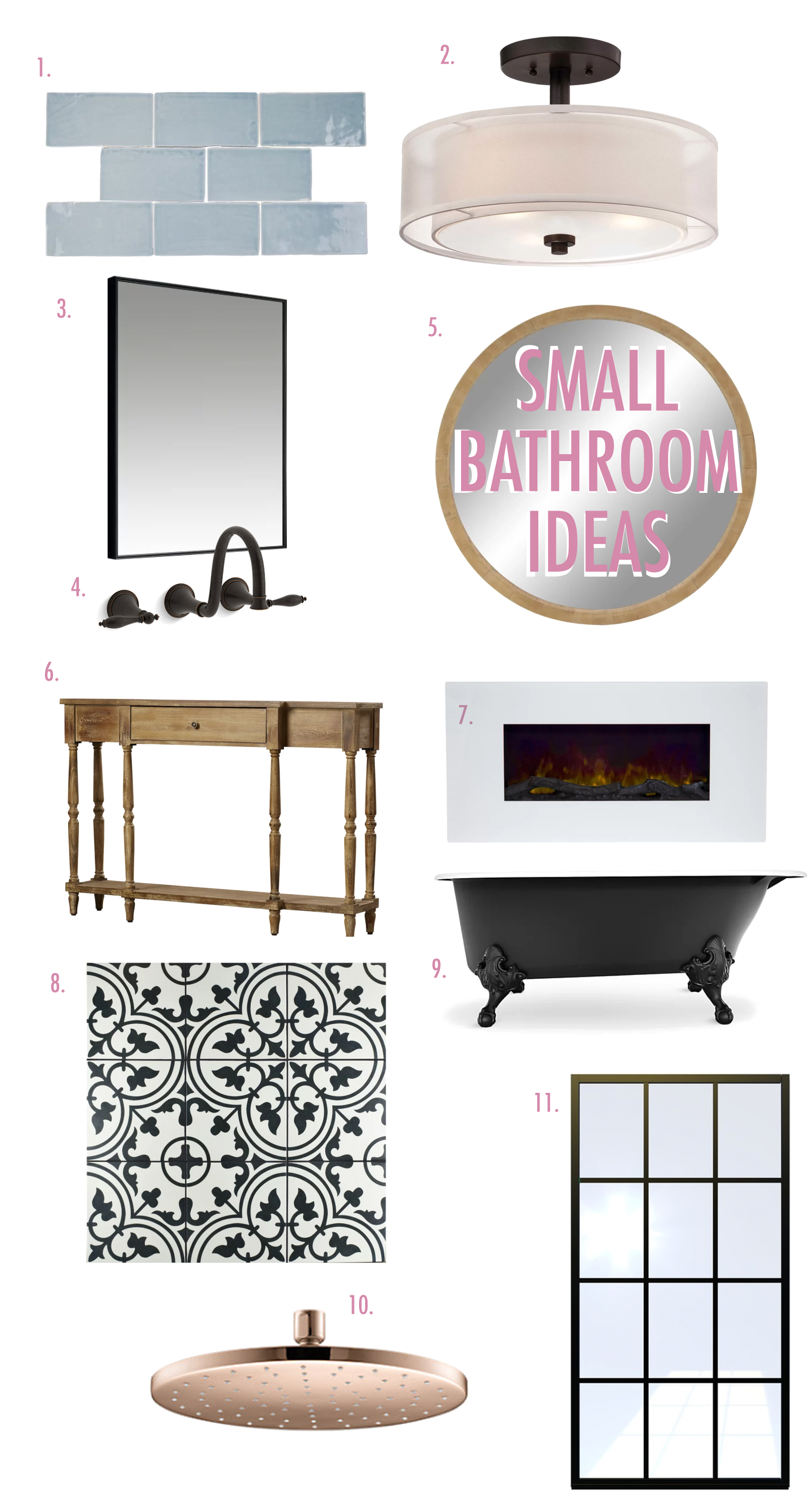 Small bathroom Ideas Products