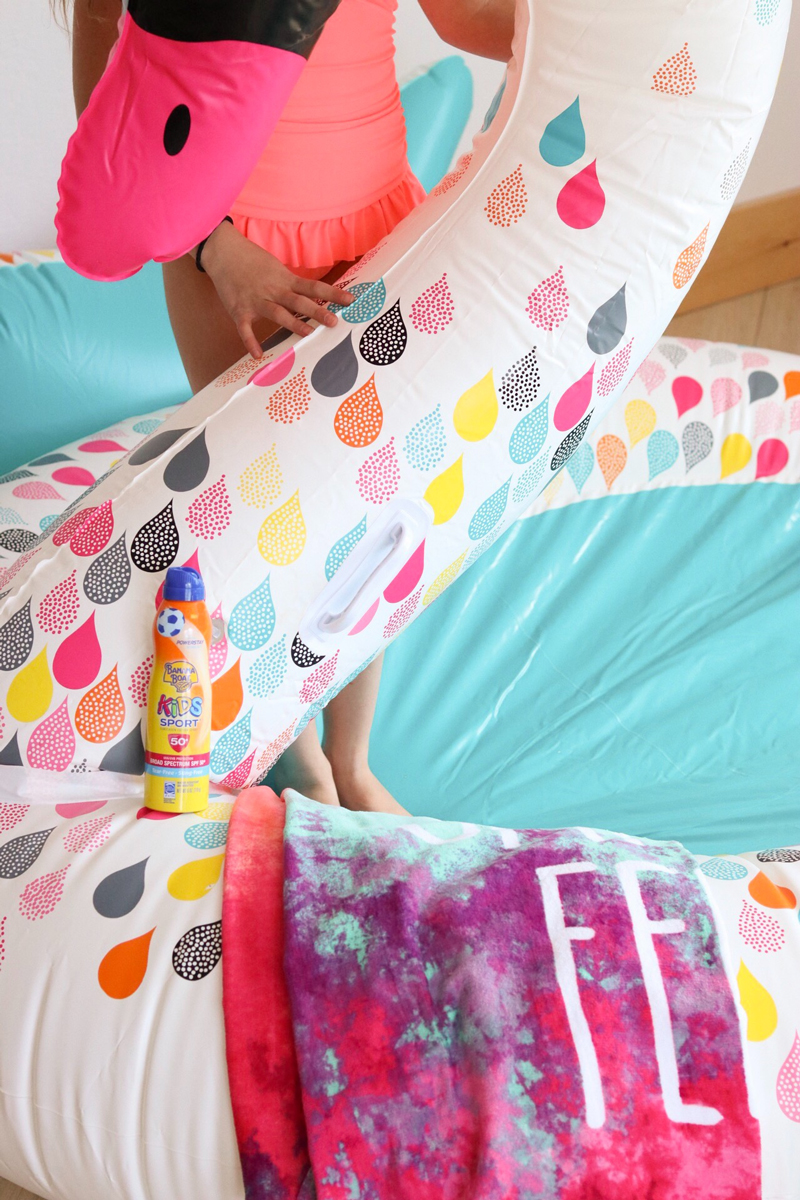 Banana Boat Kids Sunscreen Review