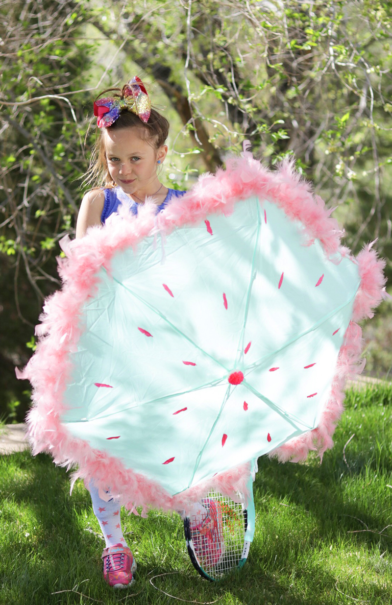 DIY Umbrella With UV Protection