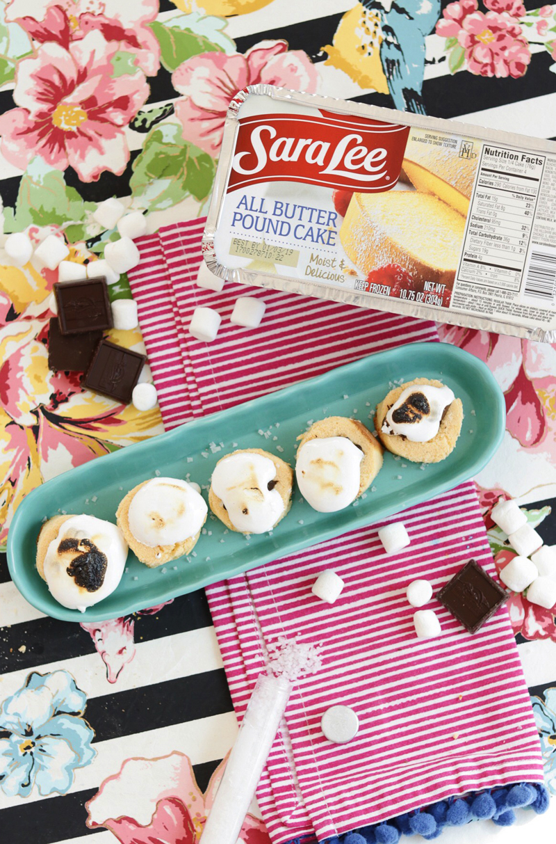 S'mores Cups On The Grill