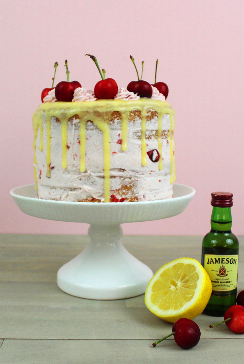 Whiskey Cake Recipe