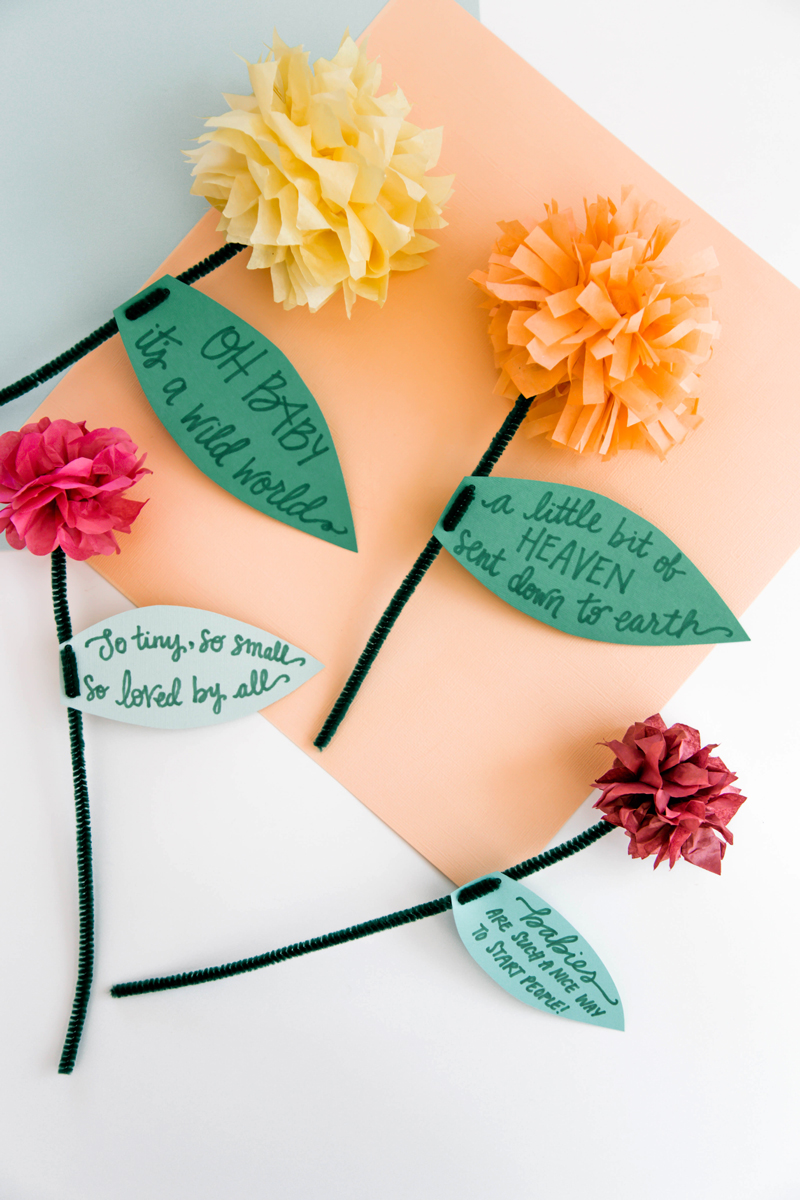 Sweet baby shower quotes