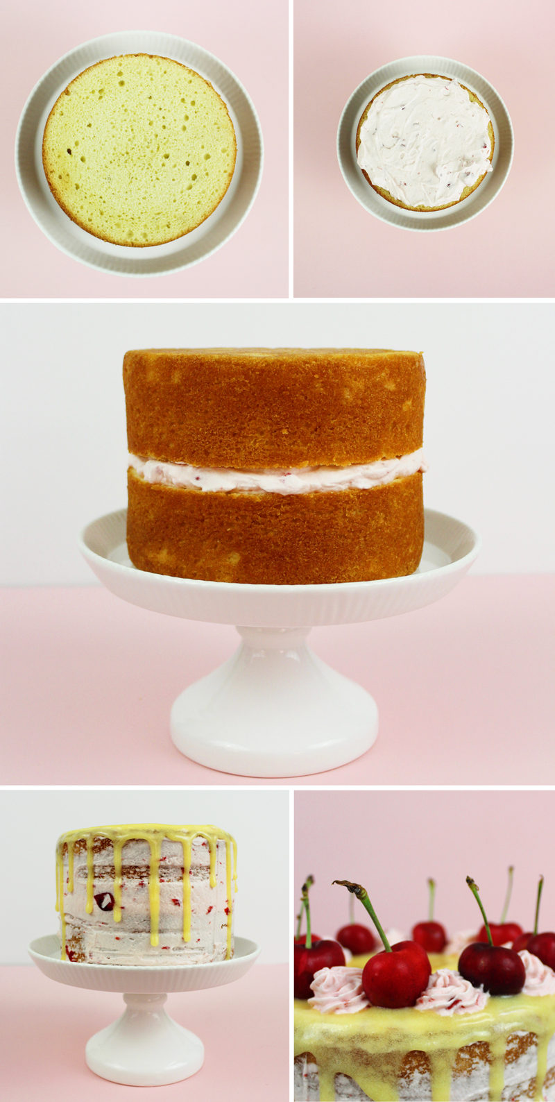 Whiskey Cake Recipe With Video and Step by Step Instructions