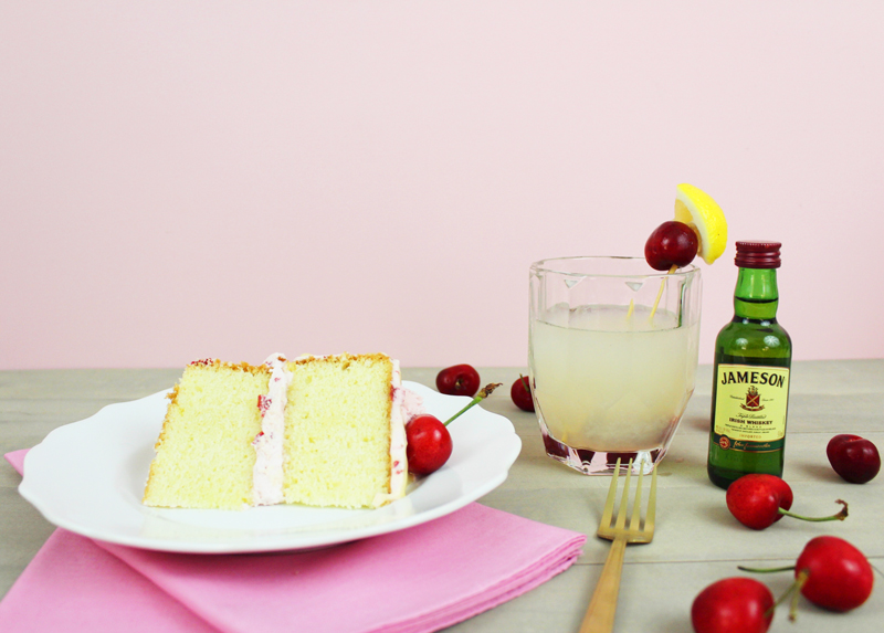 Whiskey Cake For Men. This recipe is a great Father's Day Dessert Idea