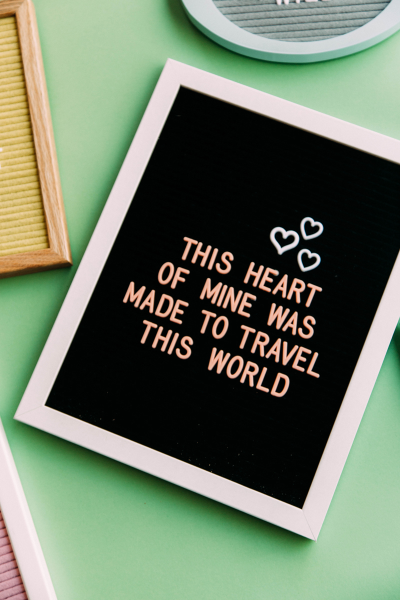 Quote's about adventure and travel