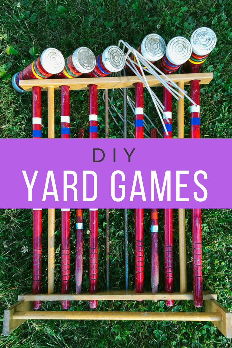 8 Diy Yard Games That You Can Make In Under An Hour A Subtle Revelry