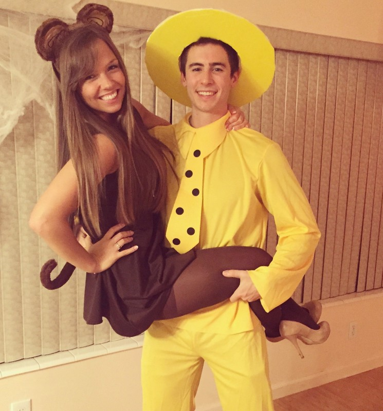 Creative couples Halloween costumes