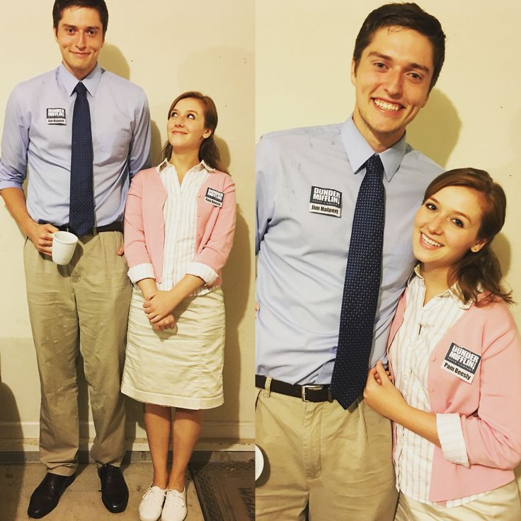 DIY famous couples costumes
