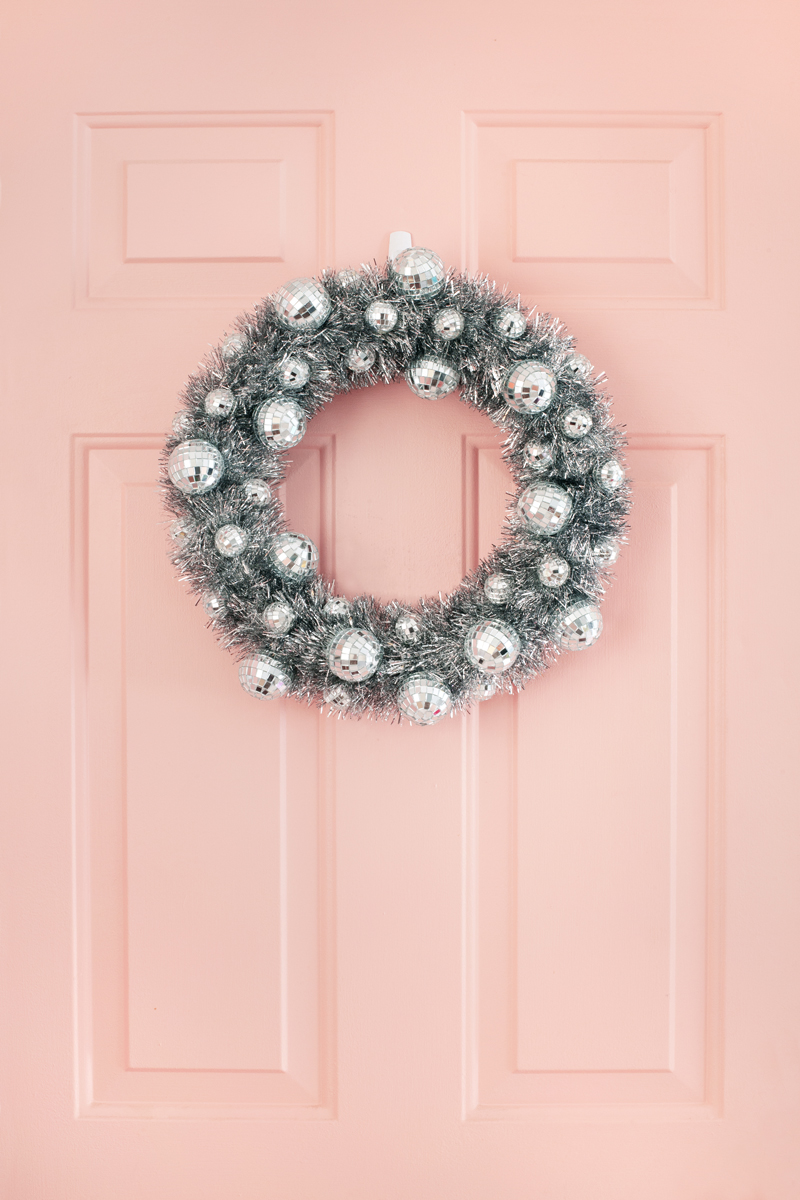 DIY New Years Wreath