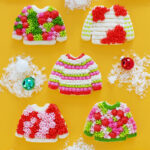 Ugly Sweater Sugar Cookie Décor