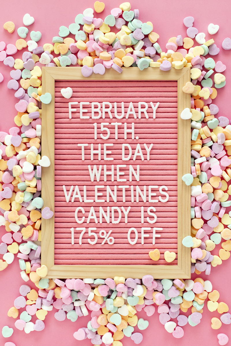 Valentine day candy quotes