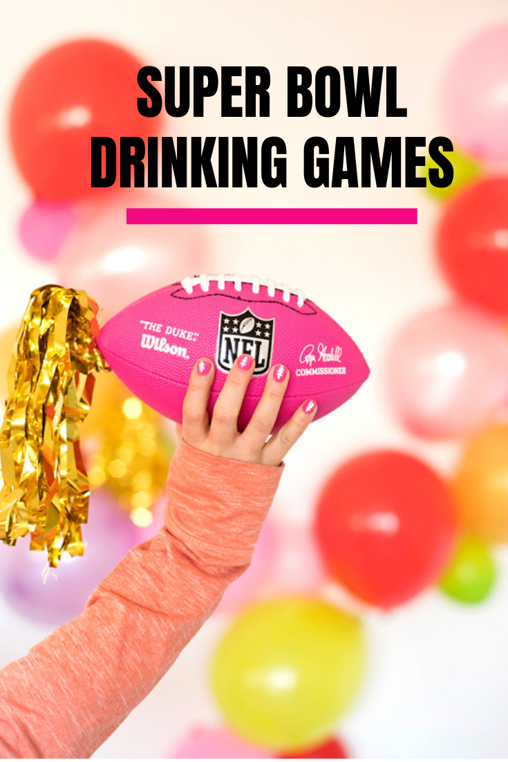 18 Super Bowl Drinking games that are fun to play