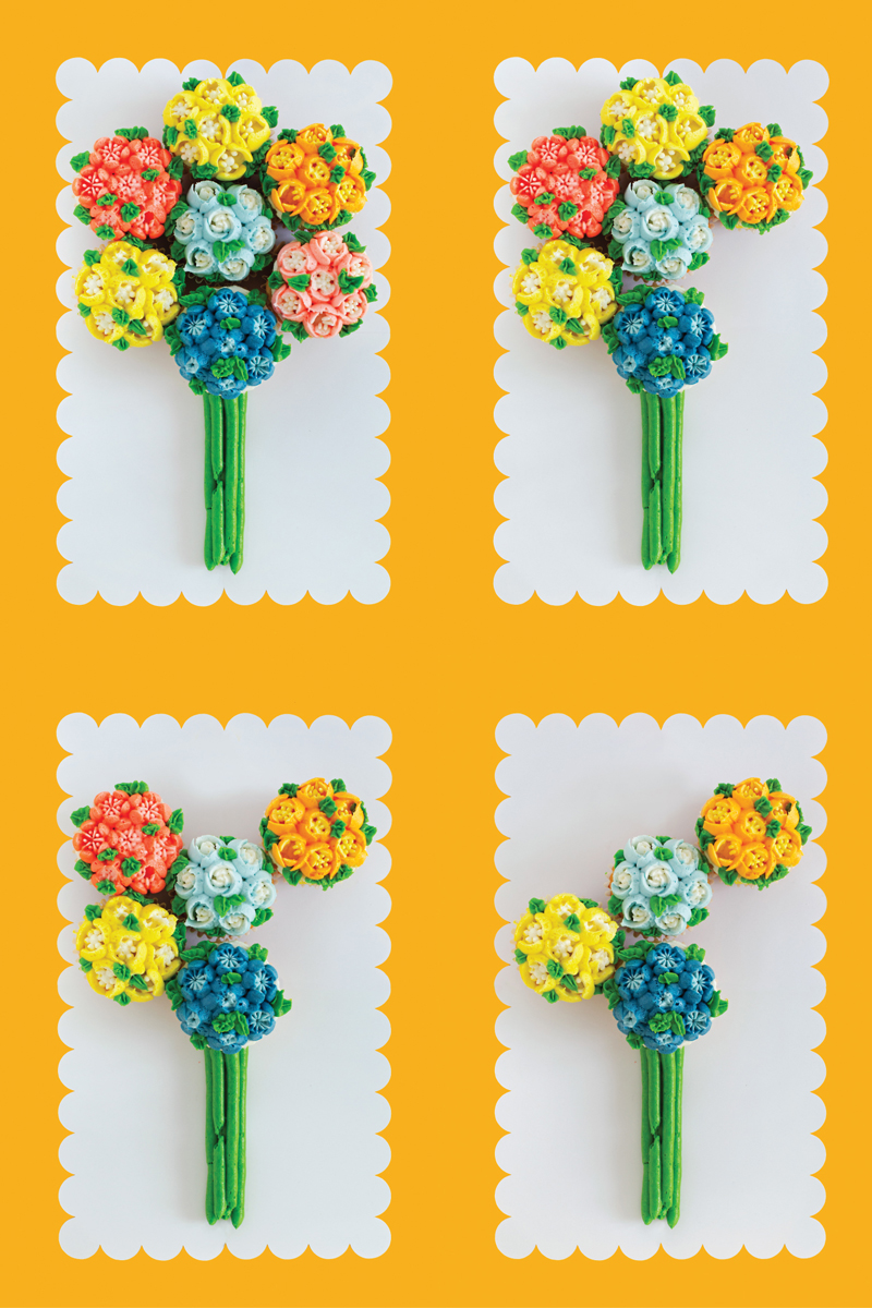 the best cupcake flower bouquet recipe for a fun flower dessert