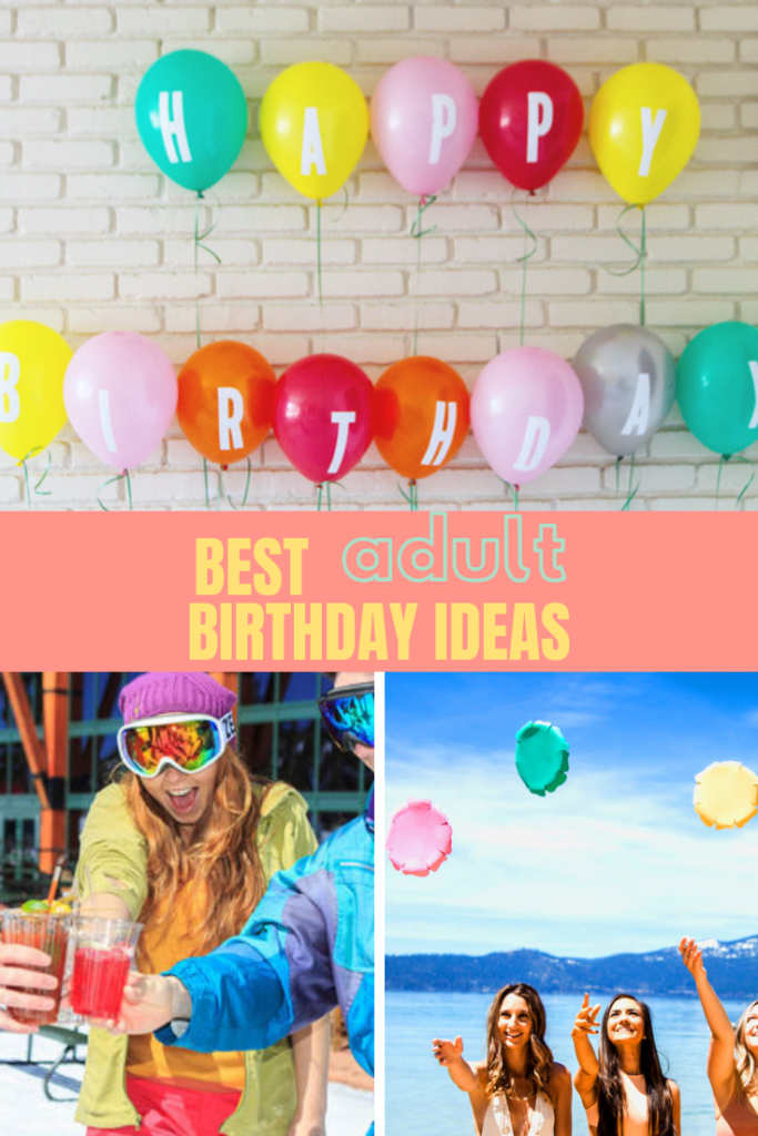 20 creative adult birthday party places