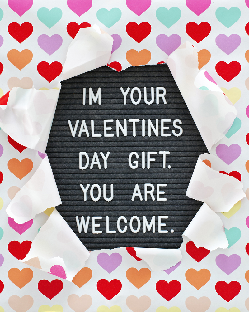 25 Boyfriend Quotes For Valentines Day Letter Boards • A