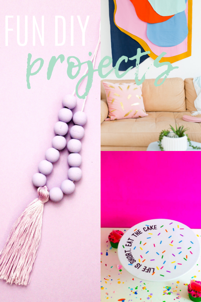 The most fun DIY projects