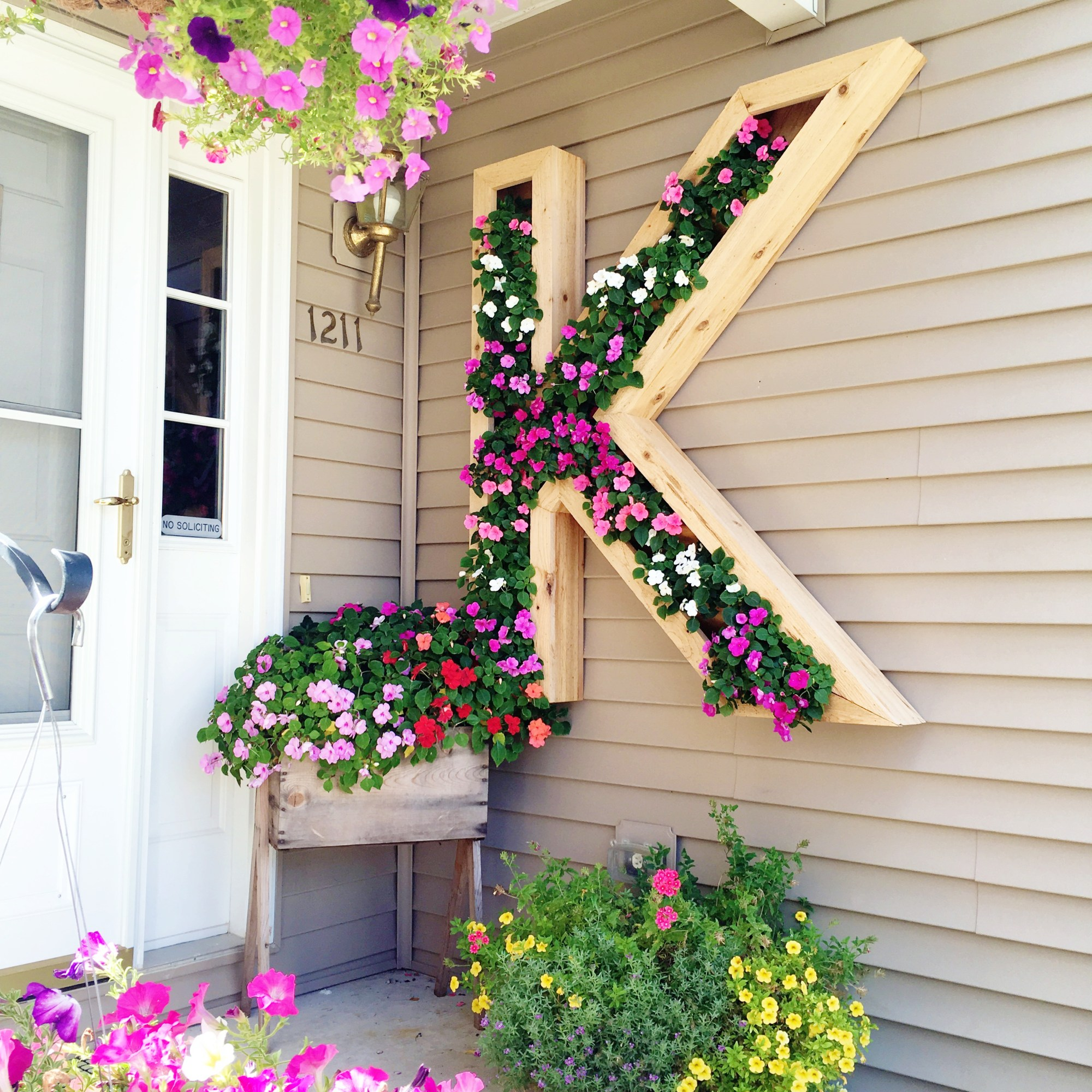 DIY projects for outdoors