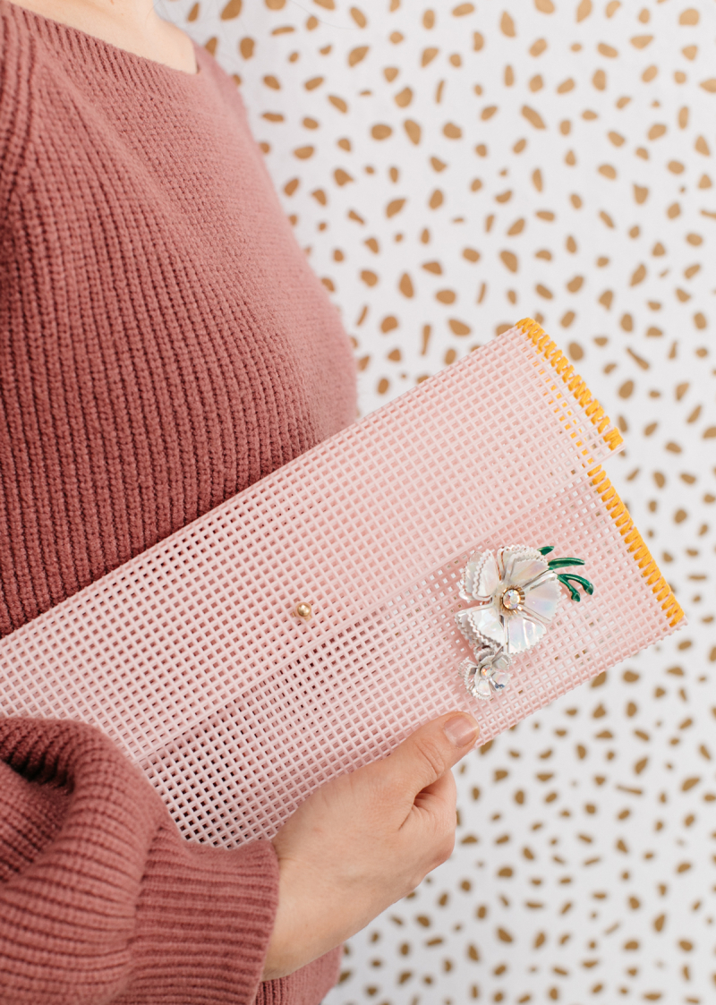DIY project purse