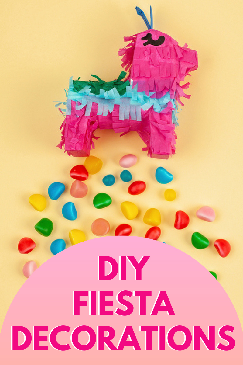 13 Colorful DIY Mexican Party Decorations