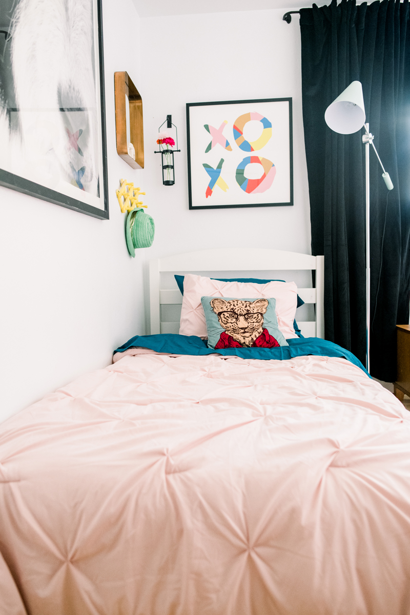 How to style a bedroom for adoption