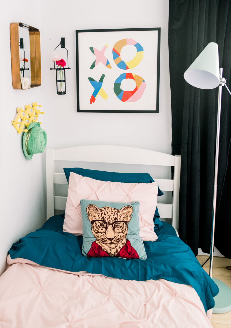 Creating a kids bedroom for foster kids