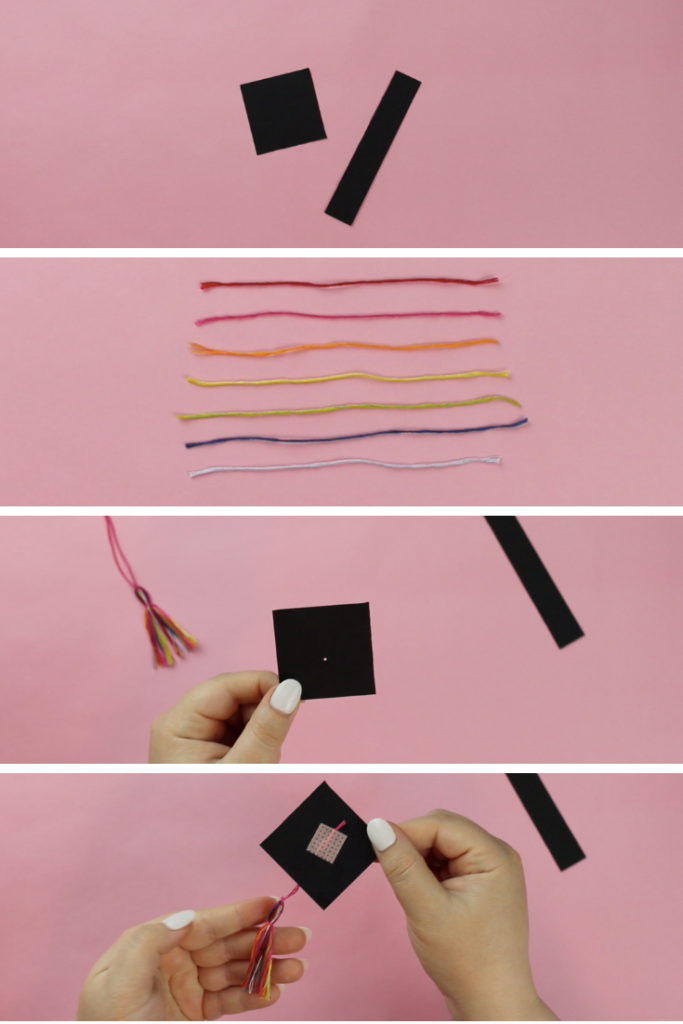 how to make a diy grad tassel DIY step-by-step