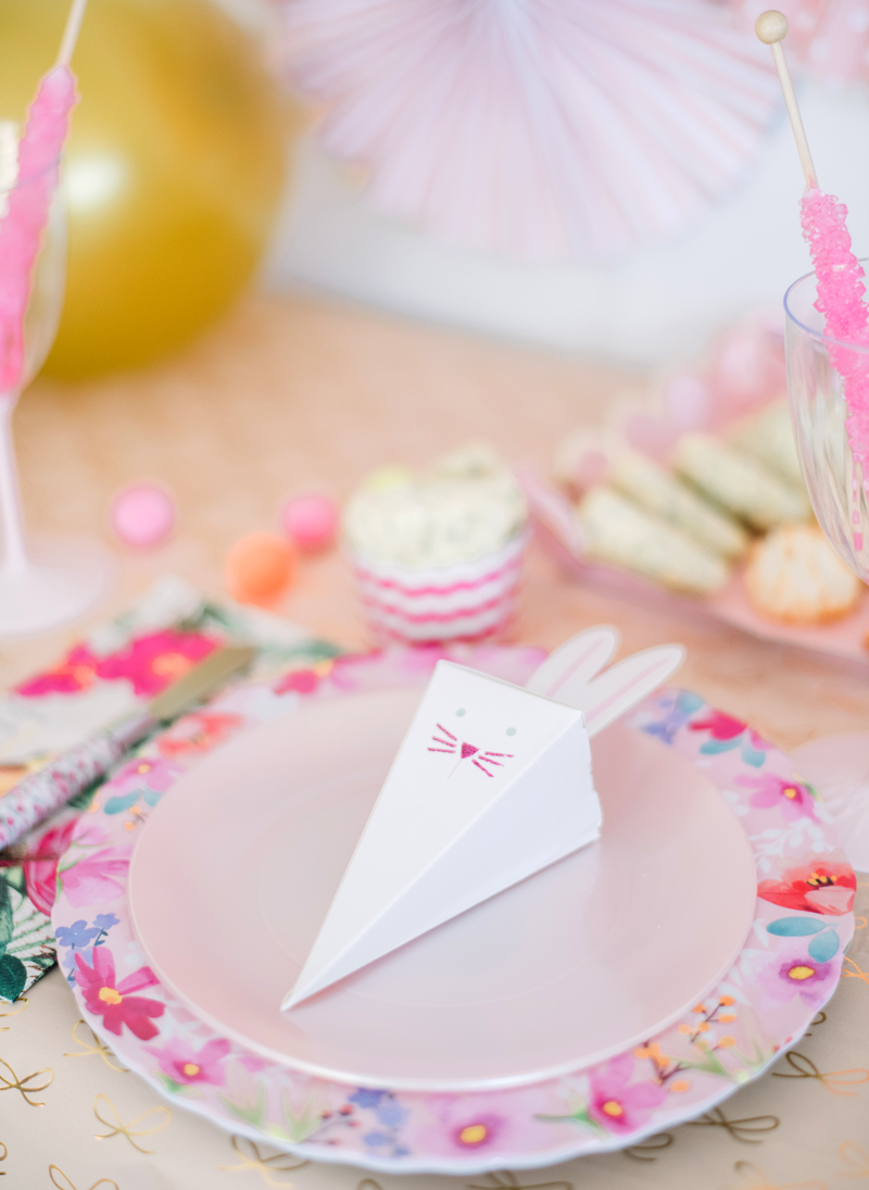 Fun pink party ideas