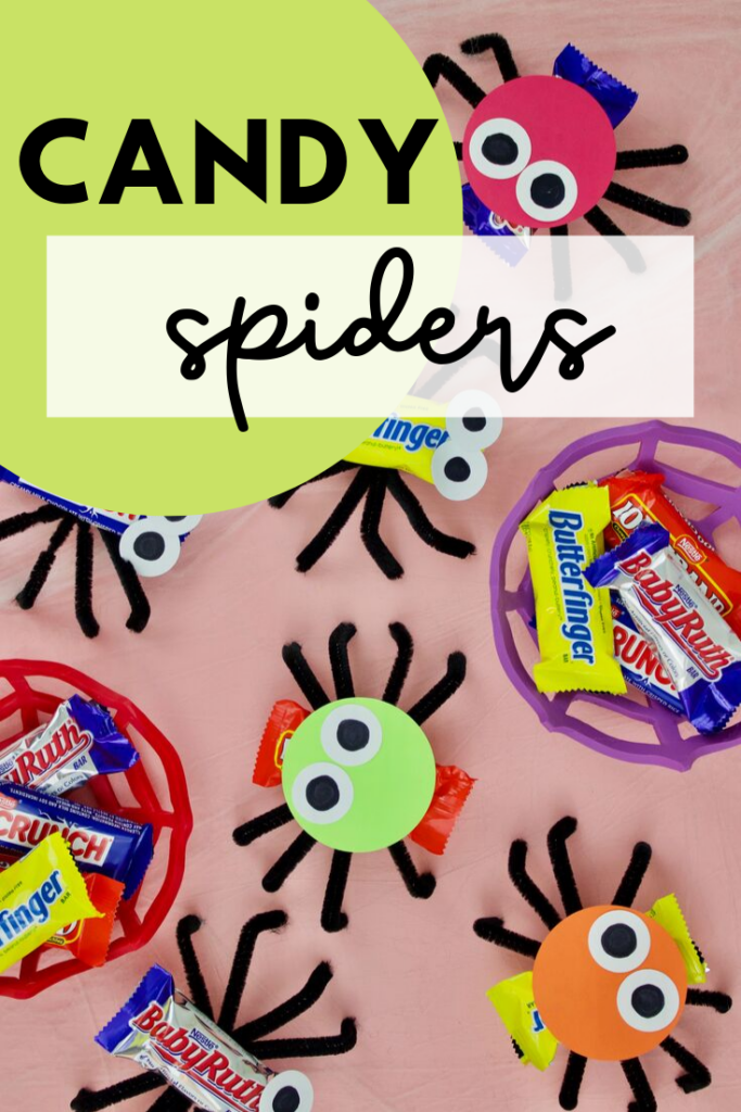 candy spiders