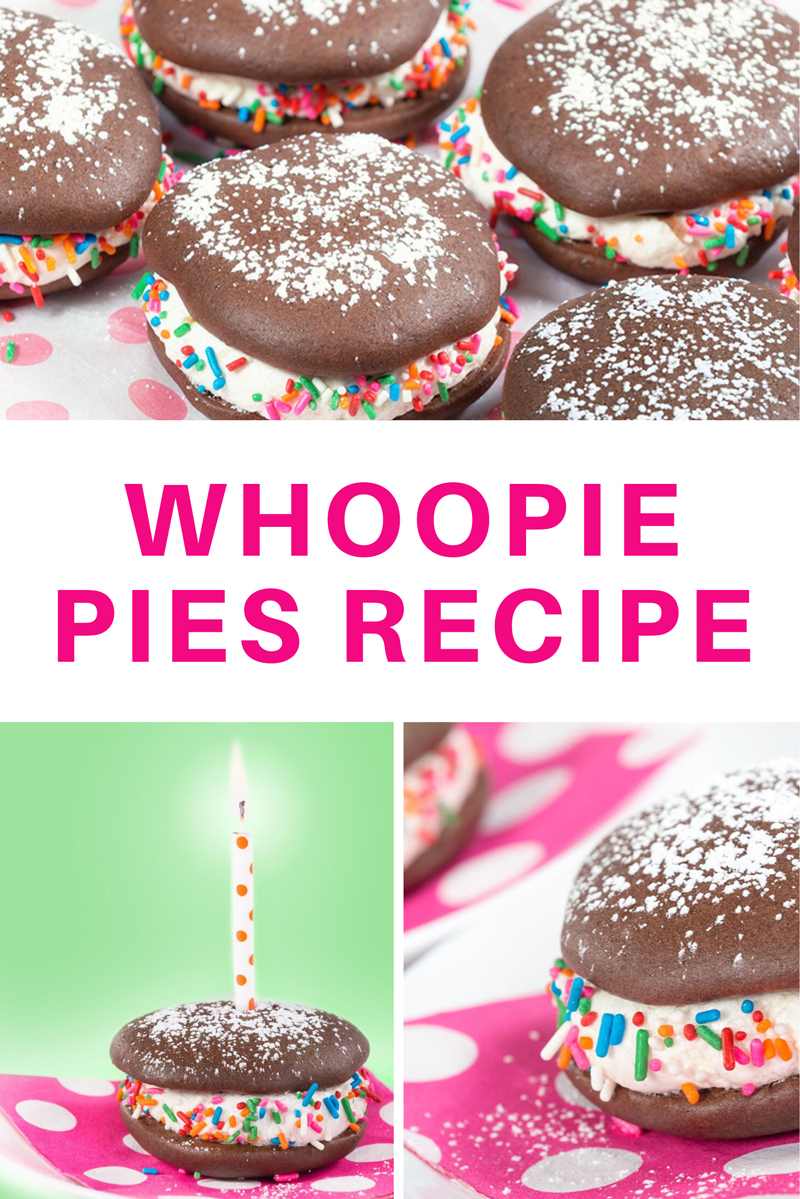 The Best Whoopie Pies Recipe