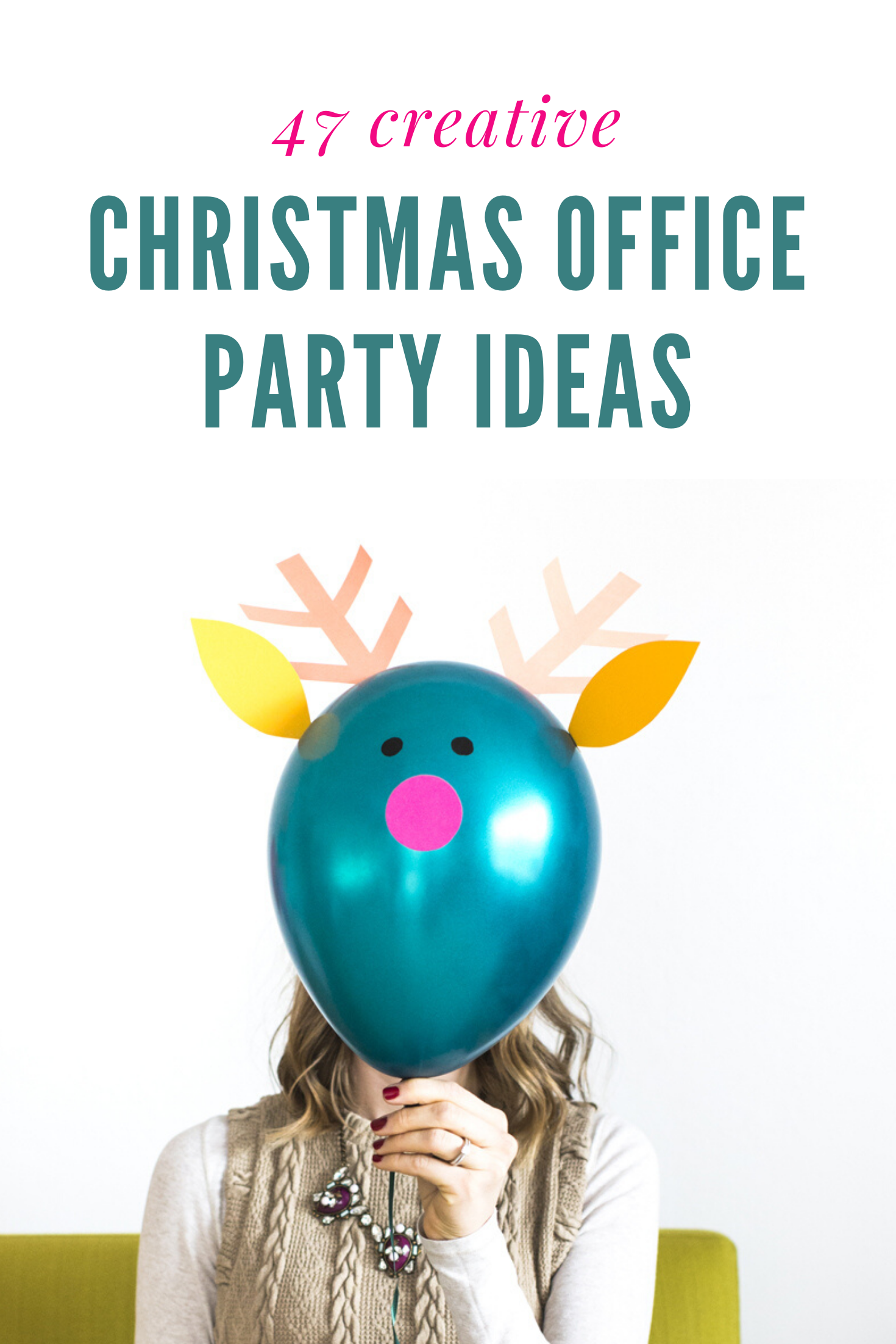 47 Christmas Office Party Ideas