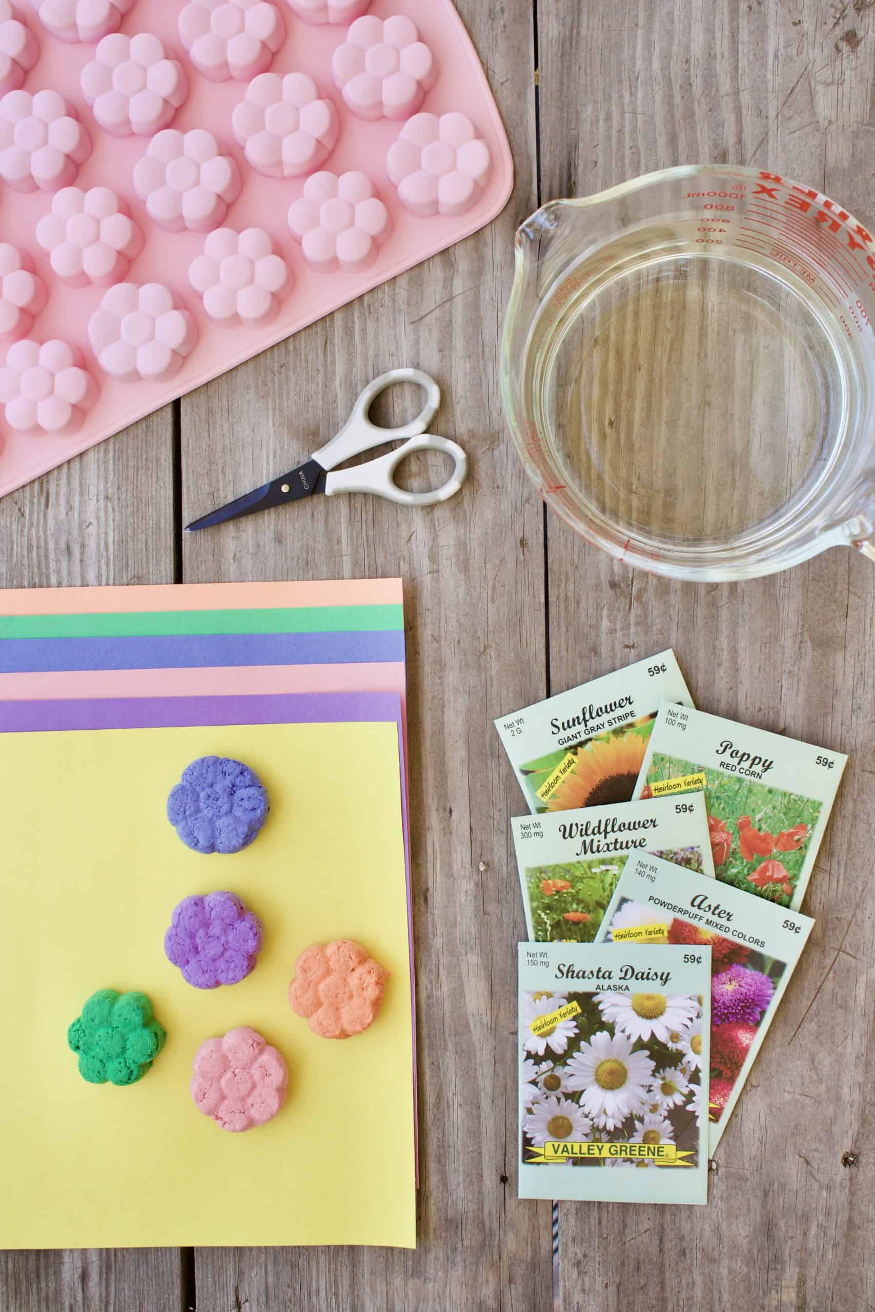 Seed Bomb Supplies