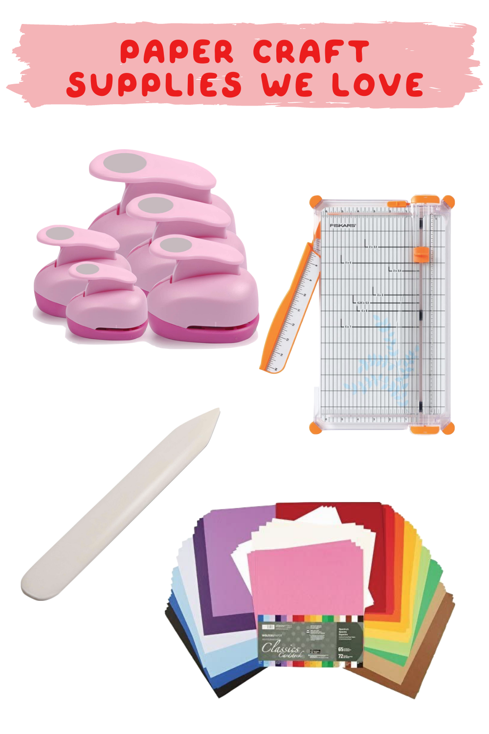 Our Favorite Craft Supplies