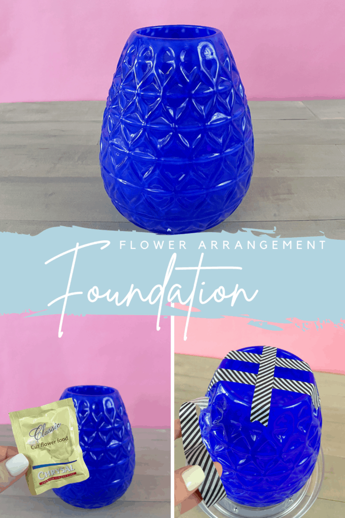 Flower Arrangement Foundation Tips