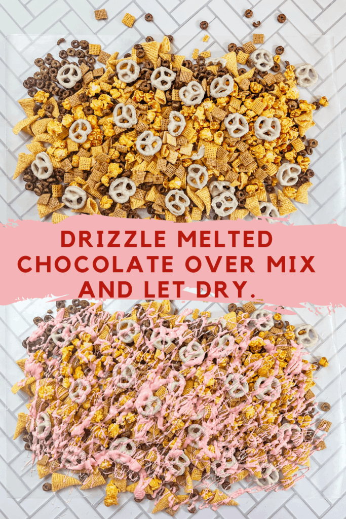 how to make chex